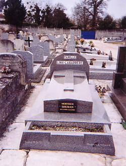 tombe de Mort Shuman