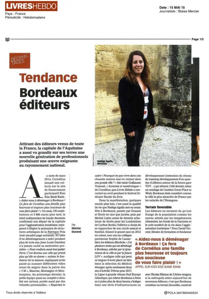 articles Livres Hebdo Bx