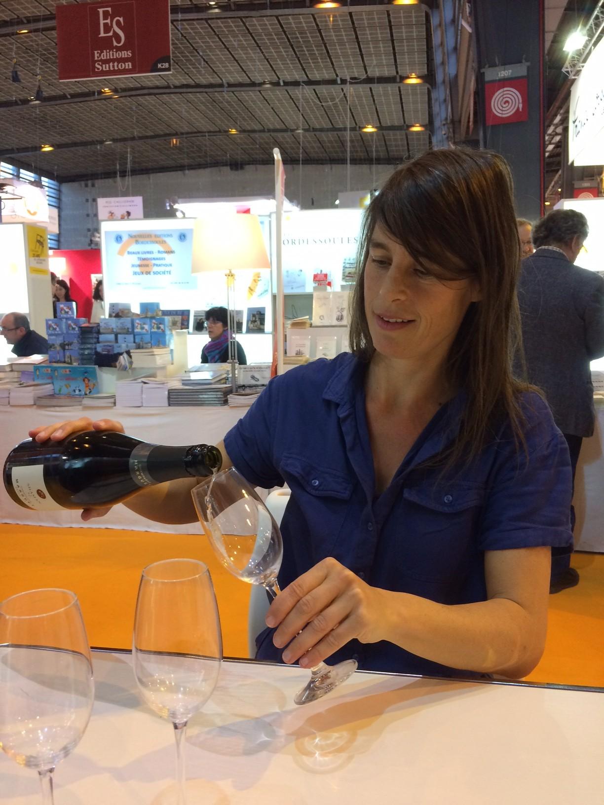 Marie Berne-Champagne
