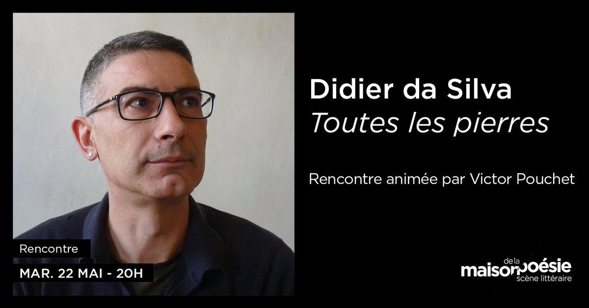 Didier da Silva en poésie