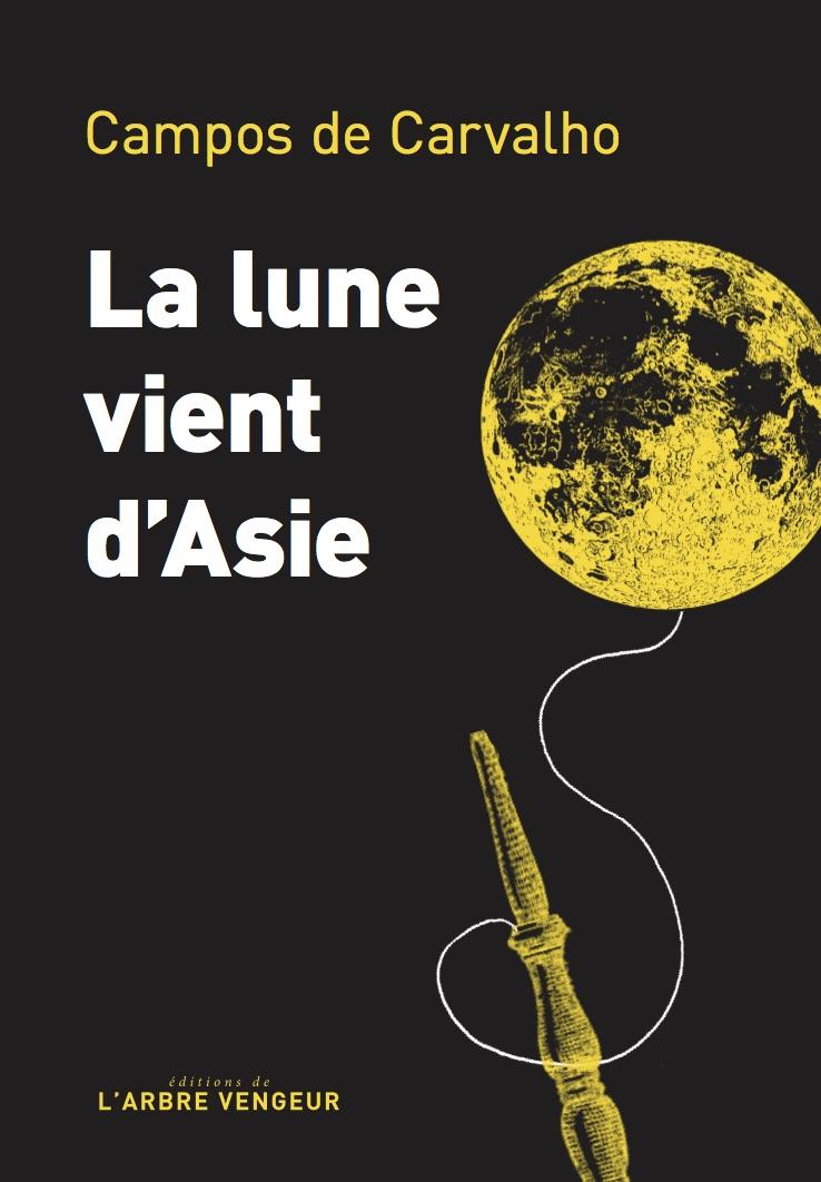 La lune vient d'Asie et la folie du Brésil