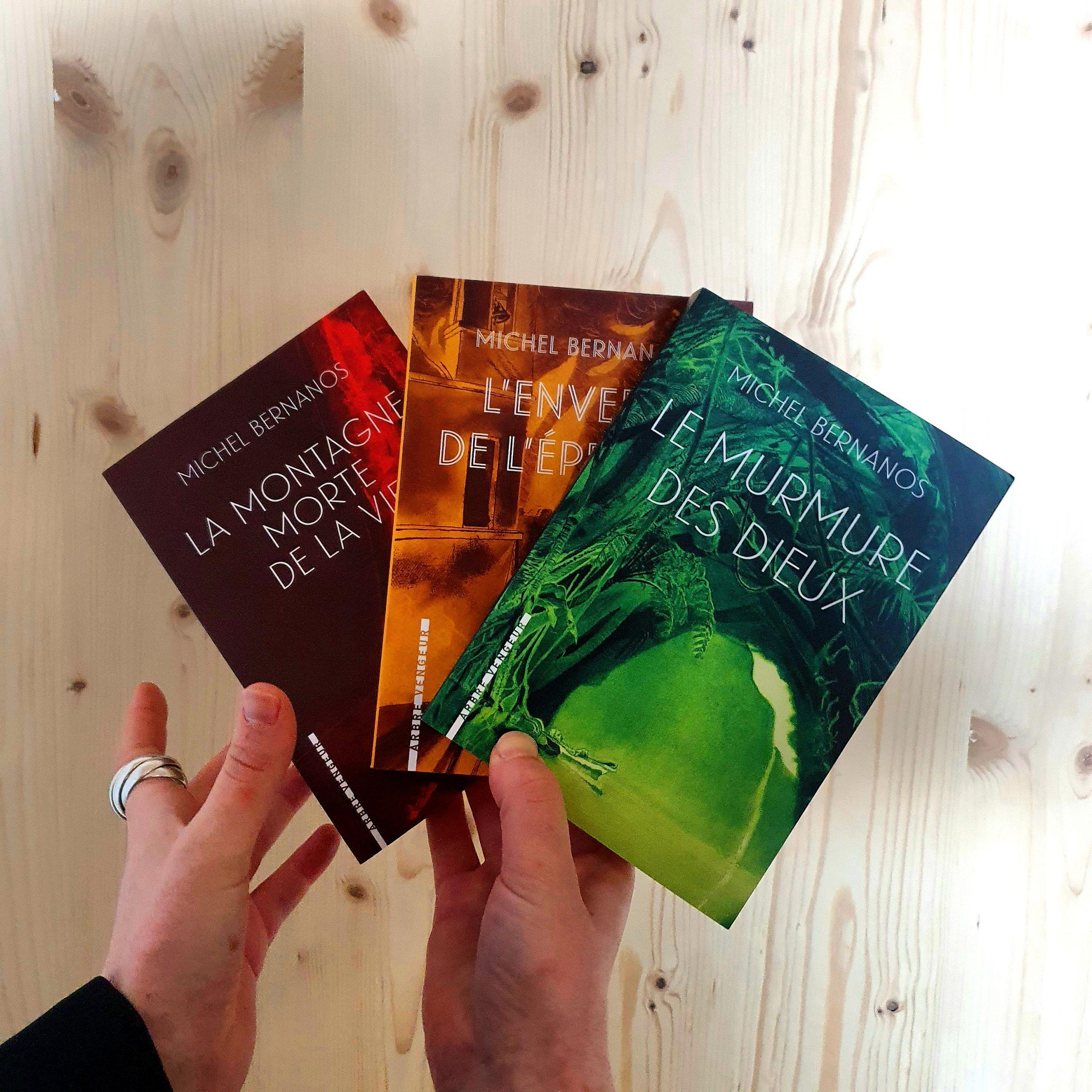 Tétralogie en trois volumes